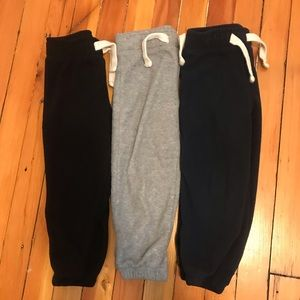 Lot of Boys 2T Fleece Joggers